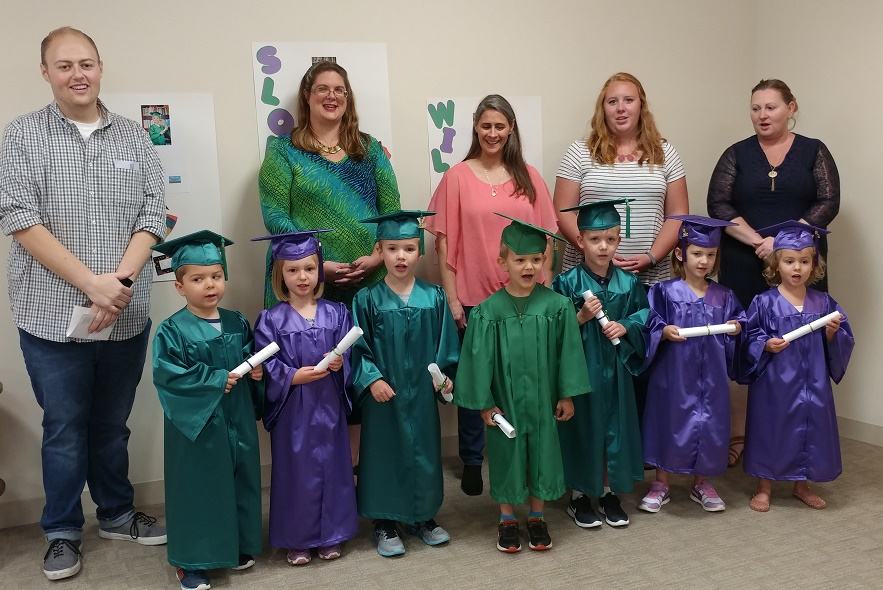 Maple Tree Graduation 2018